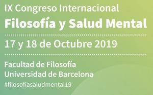 IX Congreso Internacional Filosofía y Salud Mental