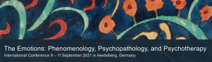 The Emotions: Phenomenology, Psychopathology, and Psychotherapy