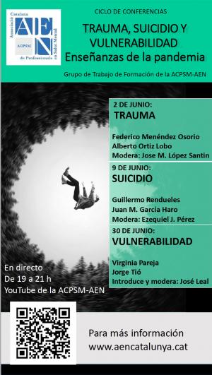 TRAUMA, SUICIDIO Y VULNERABILIDAD